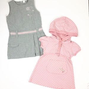 Oshkosh B'Gosh and Carter's 18-24 M Dress